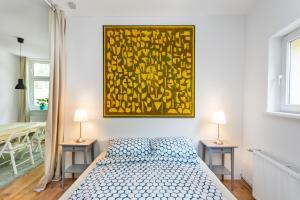Postelja oz. postelje v sobi nastanitve Der Schöne Ernst