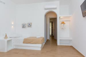 A bed or beds in a room at Villa veranda