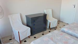 Un ou plusieurs lits dans un hébergement de l'établissement le repos