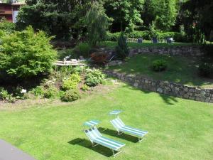 Giardino di Villa Grünewald