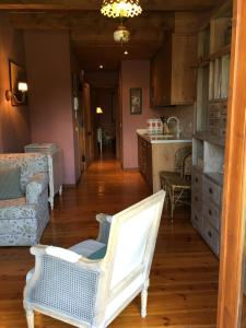 A kitchen or kitchenette at Apartamento vistas Taull
