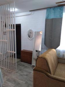 Гостиная зона в Apartment on Stadionnyy 3