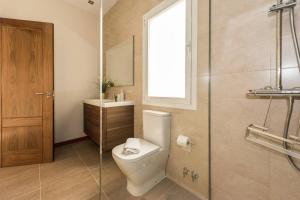 A bathroom at ELEGANT RETREAT | GRAN VIA - FAST WIFI