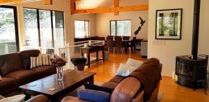 聖詹姆斯公寓式酒店休息區