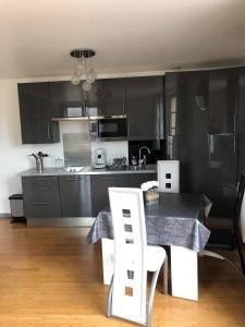 Cuisine ou kitchenette dans l'établissement 2 Place Louis Vitet