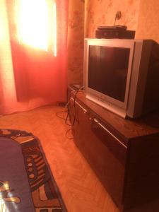 Телевизор и/или развлекательный центр в Квартира рядом с ФОК и выездом на промзону