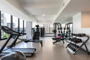 The fitness center and/or fitness facilities at Stay Alfred at Lilli Midtown