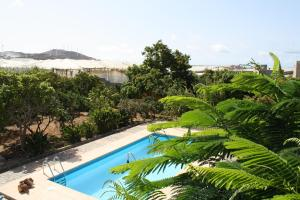 A view of the pool at Casa El Salitre or nearby