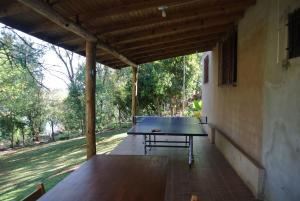 Ping-pong facilities at Casa del Rio or nearby