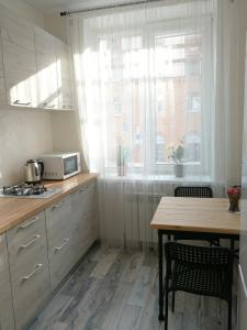 A kitchen or kitchenette at Old City
