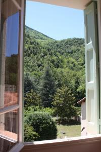 Vista general d'una muntanya o vistes d'una muntanya des de la casa o xalet