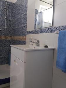 A bathroom at Casa Sol