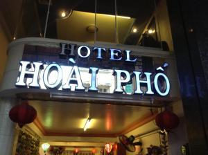 Hoai Pho Hotel, Ho Chi Minh City, Vietnam