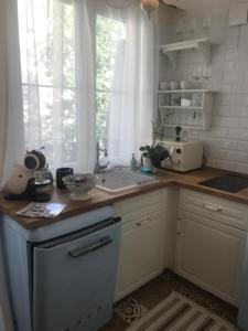 Cucina o angolo cottura di Stare Miasto Miodowa 26