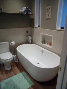 Un baño de The Apartment Balnain Villa