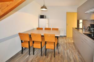 Küche/Küchenzeile in der Unterkunft Holidayparc Hambachtal