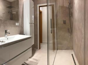 Een badkamer bij Suite i Gessi