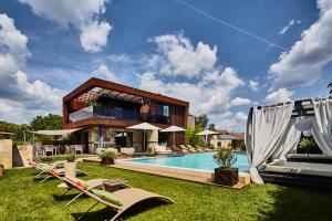 Pension butik design rooms ungarn ab dszal k for Design hotel ungarn
