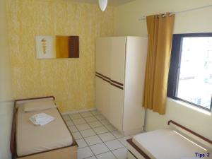 A bathroom at Residencial Ilhas Gregas