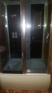 Ванная комната в Домик в горах