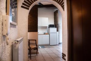 Cucina o angolo cottura di Central Loft Mazzini