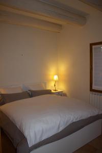 Un ou plusieurs lits dans un hébergement de l'établissement Les clèdes du Mazel
