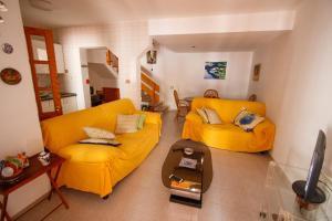 A seating area at Casa Fatima