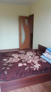 Ліжко або ліжка в номері 3-к квартира