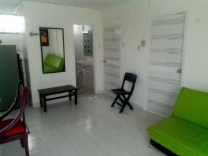 Zona de estar de Apartamento Doña Nelly