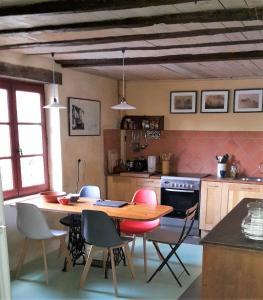 Restaurant ou autre lieu de restauration dans l'établissement Lectoure Gers