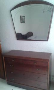 A bathroom at Apartment Av. Pérez Galdós