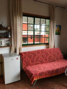 En sittgrupp på Goyo Gomera Apartments