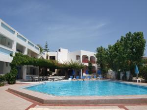 The swimming pool at or near Apollon Hotel Apartments