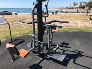 The fitness center and/or fitness facilities at Green Point Self Catering Studios