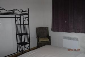 Un ou plusieurs lits dans un hébergement de l'établissement Belle Vue