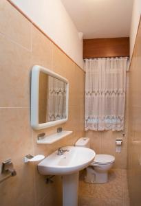 A bathroom at PRIMERA LÍNEA DE PLAYA
