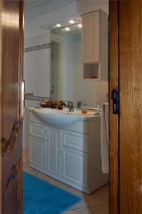 A bathroom at Casa Le Terrazze