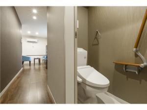 京の宿enにあるバスルーム