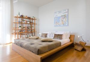 Un ou plusieurs lits dans un hébergement de l'établissement Villa Paulina