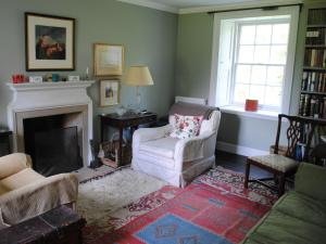 A seating area at Old School House