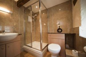 A bathroom at old farmhouse