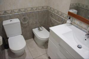 Bathroom sa Apartment Sagrera
