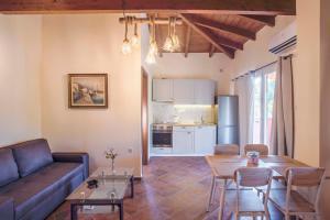 Η κουζίνα ή μικρή κουζίνα στο Malou Studios