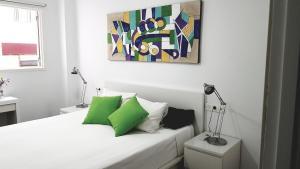 Cama o camas de una habitación en CANARIAS. ISLAS AFORTUNADAS