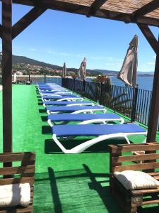 Piscina en o cerca de Apartamentos Miramar Playa