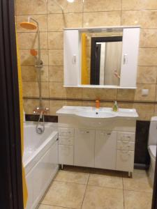 Ванная комната в Трудовые Резервы улица