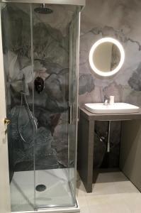 A bathroom at Sant'Anna Studio Apartment