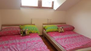 Postelja oz. postelje v sobi nastanitve Apartment Stella