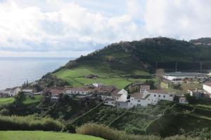 A bird's-eye view of Casa da Quinta