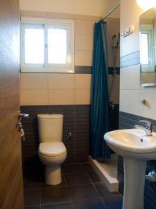 Ванная комната в Cosy Ground Floor Apartment